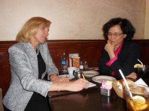 Dr. Kari Nadeau and Dr. Xiu-min Li