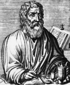 Hippocrates (460-370BCE)