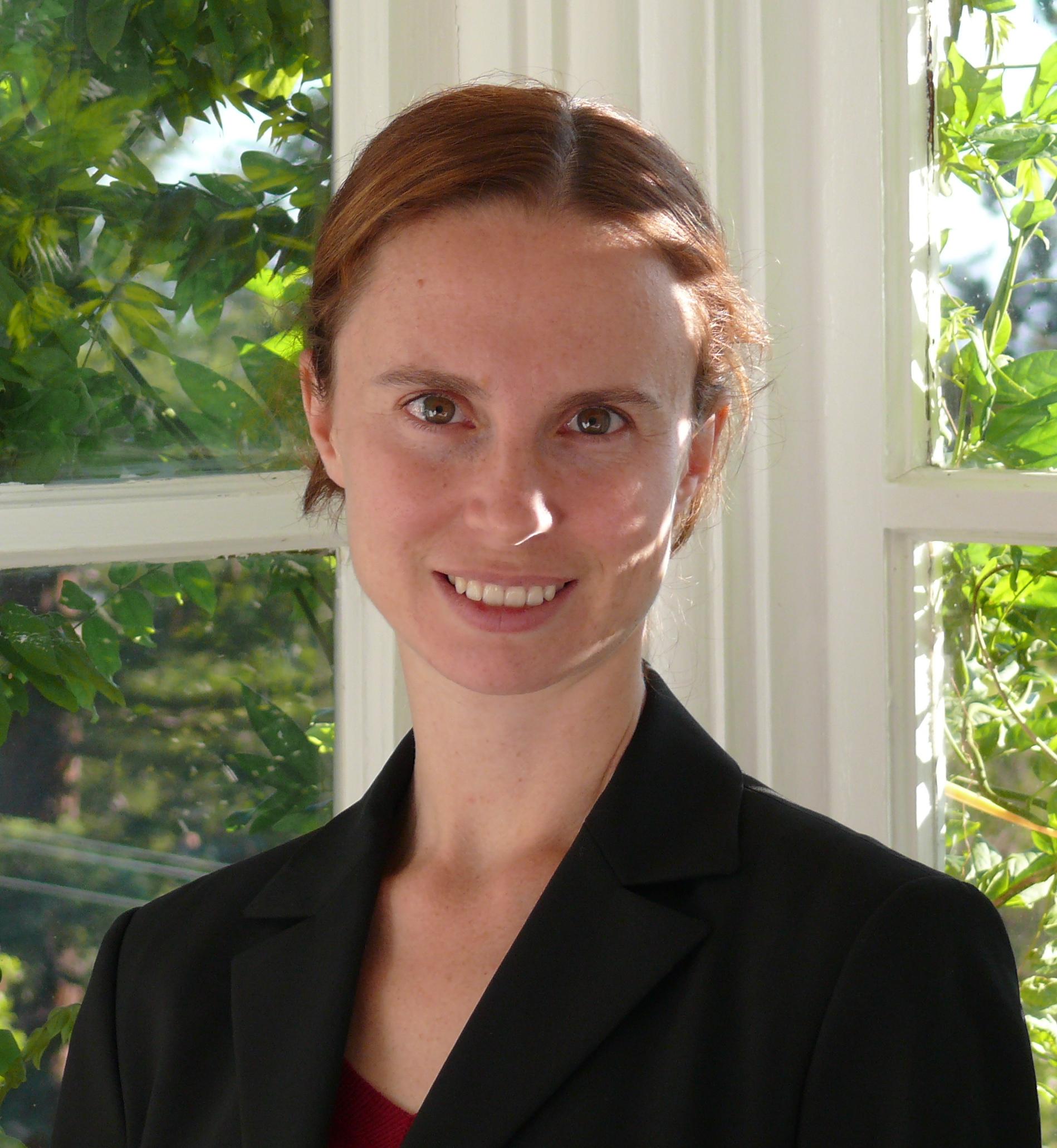 Elizabeth Muller, Exec. Director of Berkeley Earth