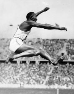 Jesse Owens, Berlin 1932