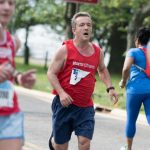 Tony Cook, running harder than ever