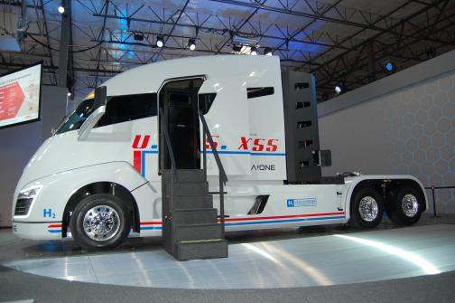 Saving america s canary cleaner trucks make safer lungs for Nikola motors stock price