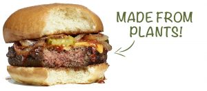 Appetite for Disruption: Non-Meat Burger and the Question of New Allergens