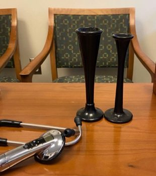 COVID-19 and My Stethoscope: a Pulmonologist Reflects on Changing Practice